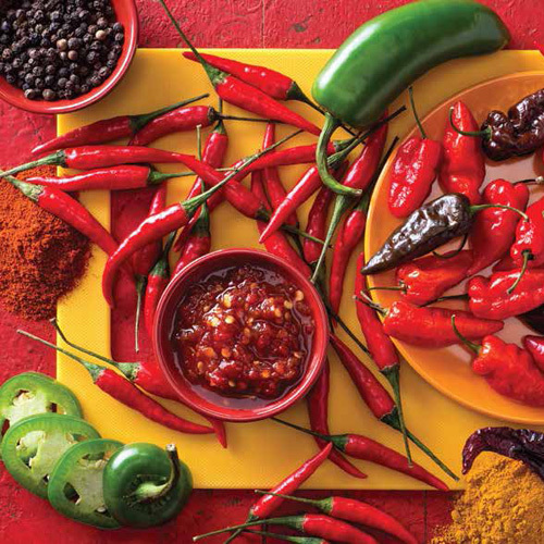 Chilis & Spices